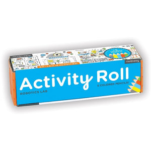 Activity Roll- Robotics Lab