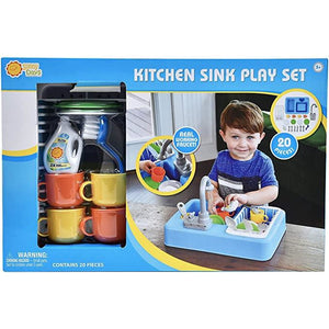 Kitchen Sink Play Set