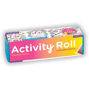 Activity Roll- Unicorn Magic