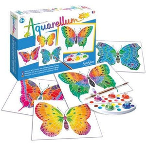 Aquarellum Butterflies