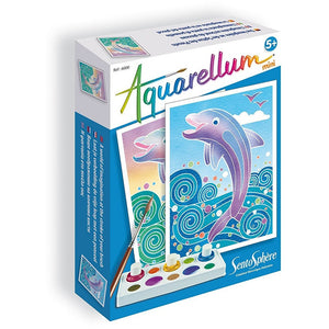 Aquarellum Mini Dolphin