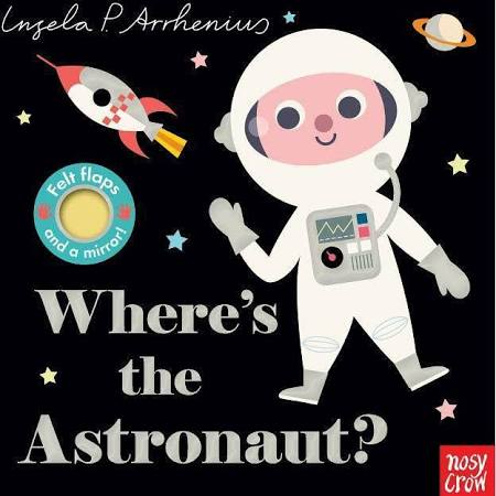 Where's The Astronaut