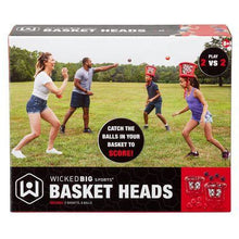 Load image into Gallery viewer, Wicked Big Sports Basket Heads