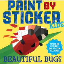 Load image into Gallery viewer, Paint By Sticker Kids: Beautiful Bugs