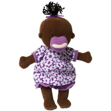 Load image into Gallery viewer, Wee Baby Stella Doll (Purple Dress)