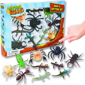 Bugs and Critters Set