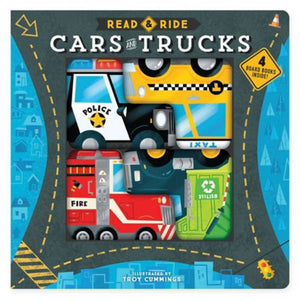 Read and Ride: Cars and Trucks
