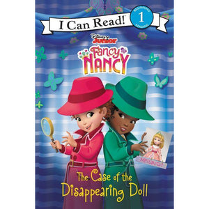 Fancy Nancy The Case of the Disappearing Doll
