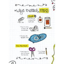 Load image into Gallery viewer, Doodle Diary: Art Journaling for Girls