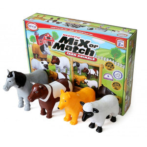 Mix or Match Farm Animals