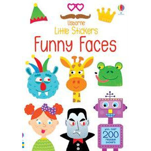 Little Stickers Books