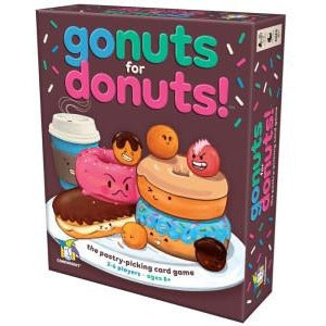 Gonuts For Donuts