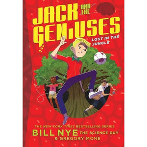 Jack and the Geniuses Lost in the Jungle