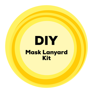 Take and Make Kindness & Joy Mask Lanyard Kit