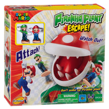 Load image into Gallery viewer, Super Mario Piranha Plant Escape!