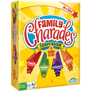 Family Charades Compendium MM