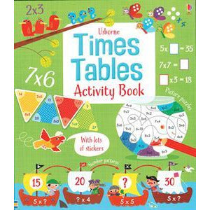 Educational Activity Book