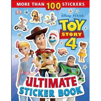 Toy Story 4 Ultimate Sticker Book