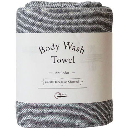 Binchotan Body Wash Towel
