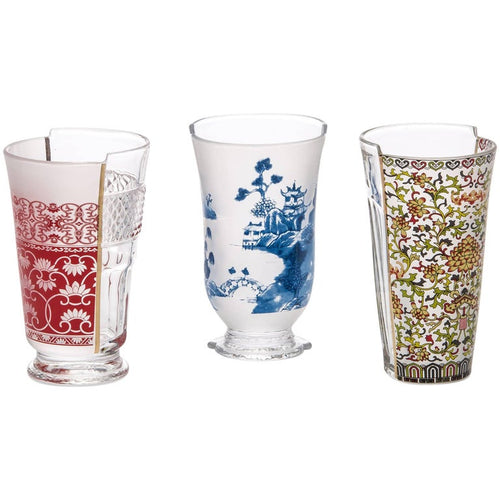 Hybrid Clarice Glasses set/3