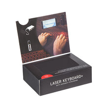 Laser Keyboard/Power Bank