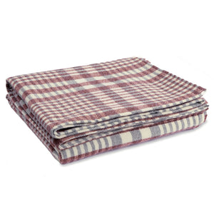 Cumberland Plaid Blanket