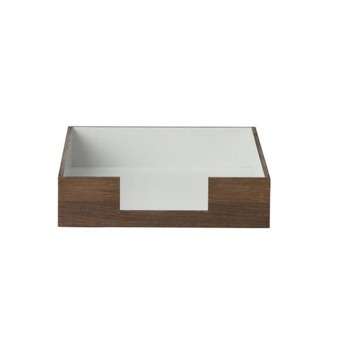 Grey Letter Tray