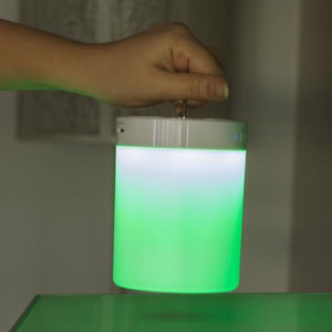 Touch Lamp with Bluetooth Speaker