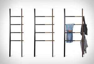 Expandable Hub Ladder