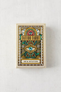 Tattoo Tarot Cards