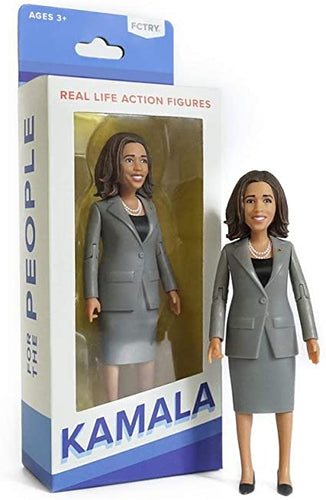 Kamala Harris Real Life Action Figure