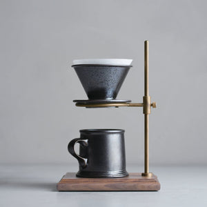 Porcelain Coffee Brewer