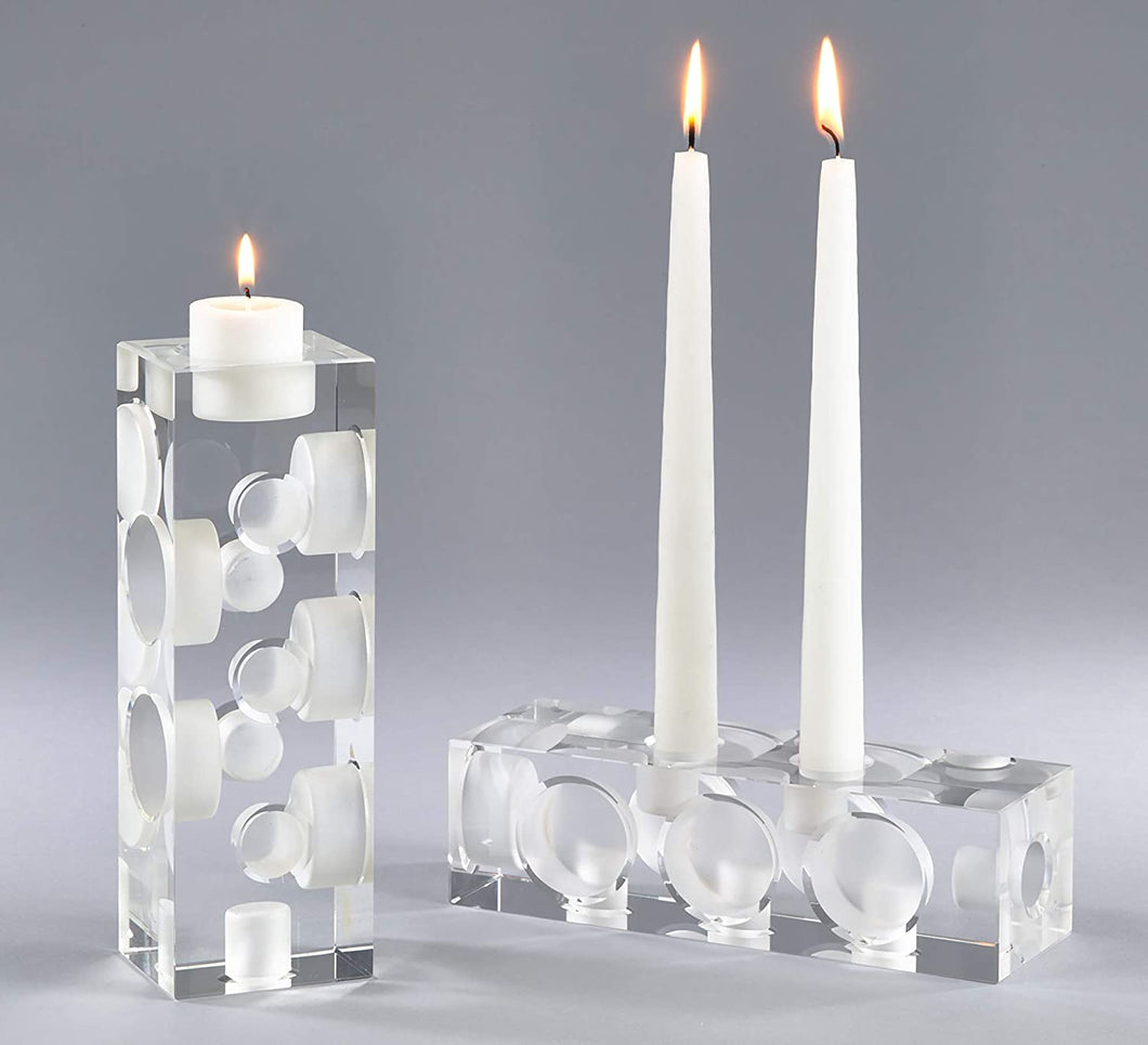 Crystal Multifunctional Candle Holder