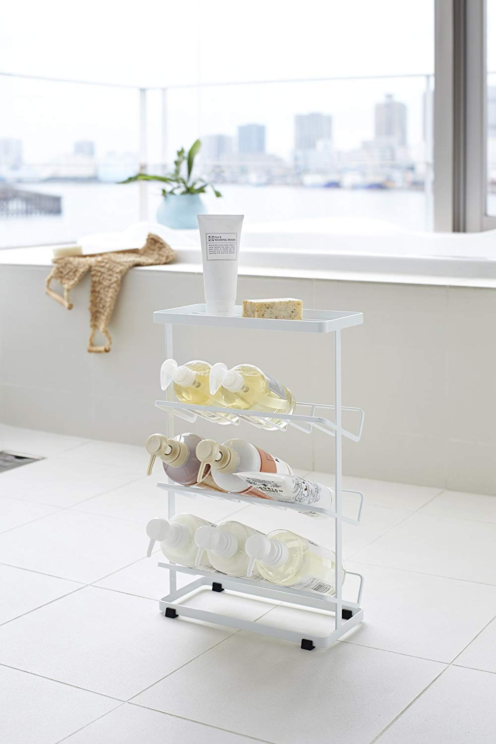 ... Tower Free Standing Shower Caddy ...