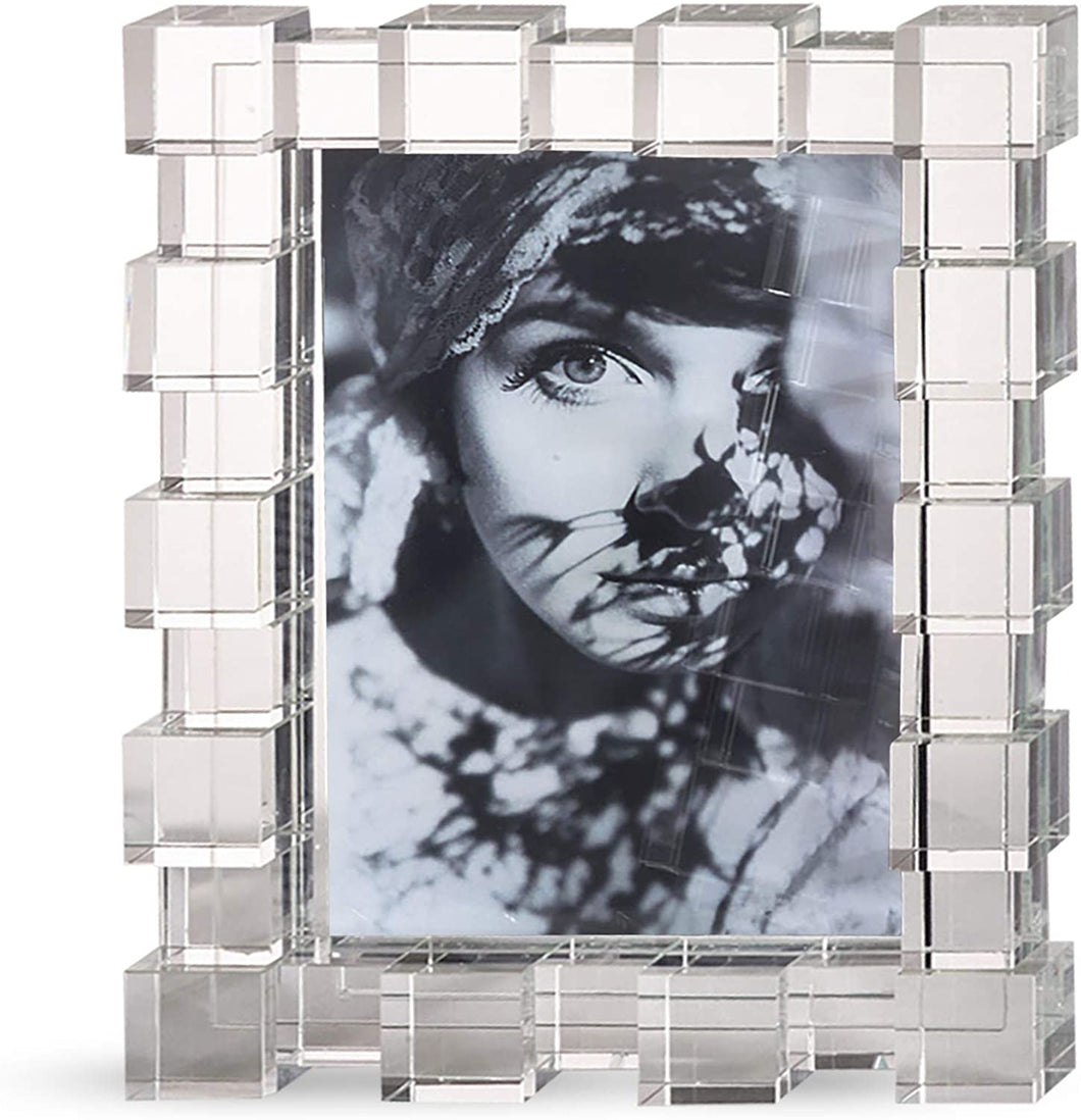 Crystal Photo Frame 5