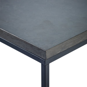 Cement Pietra Side Table