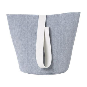 Laundry Basket with Strap