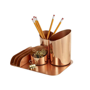 Bainbridge Copper Organizer