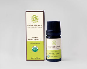 Bergamot (organic) – Essential Oil