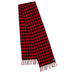 Mini Buffalo Check Scarf