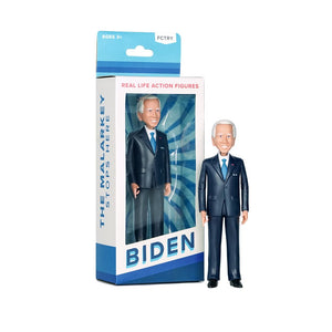 Joe Biden Real Life Action Figure