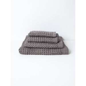 Brown Lattice Towel