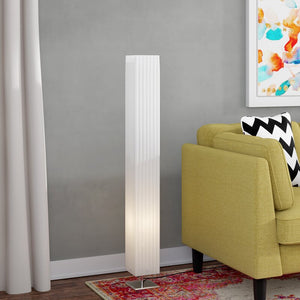 Square Column Floor Lamp