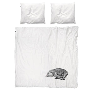 Ollie The Cat Duvet Set