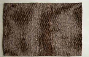 "Cable Chain Rug 72""x42"""