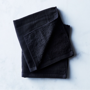Black Gauze Towel