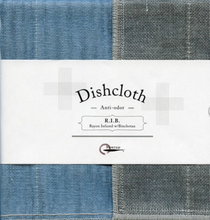 Binchotan Anti Odor Dishcloth