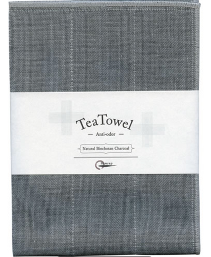 Binchotan Anti Odor Tea Towel