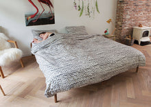 Yarn Grey Duvet Set