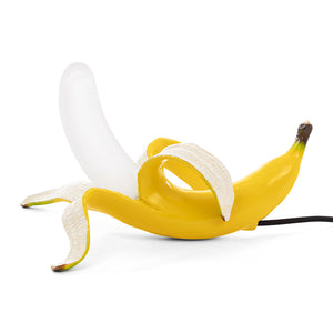 Yellow Banana Lamp